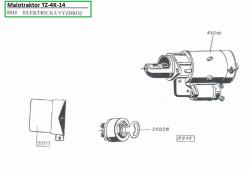 23-Elektrická výzbroj ovl.skříňk