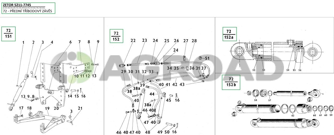 Rychlospojka Rk 12 M18 24 Zastrcka Agroad