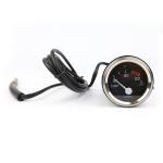 Teploměr kapilárový kulatý - zasklený pro Zetor 25 A/K