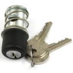 Vložka zámku s klíčkem