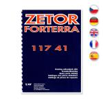 Katalog ND pro Zetor 11741