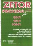 Katalog ND pro Zetor 8541-10541 plus