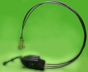 Bowdenový ovl. třísekční (FRT) i pro 4+6V