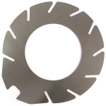 Brzdová destička pr.228x127,tloušťka 2,5mm LANDINI