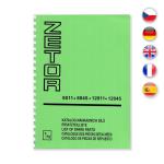 Katalog ND pro Zetor 8011-12045