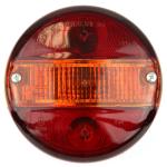 Zadní lampa kulatá L4 funkční (plastová)
