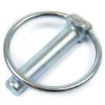 Kolík s kroužkem průměr 10mm, 10x40mm