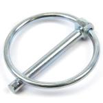 Kolík s kroužkem průměr 4,5m (4,5x40 mm)
