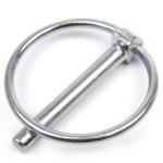 Kolík s kroužkem průměr 6mm, 6x40mm
