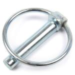 Kolík s kroužkem průměr 9mm (9x40mm)