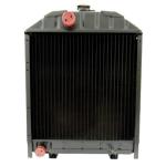 Chladič 630x510mm pro New Holland TDD a Case JX