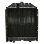 Chladič 391x351mm pro New Holland TD, TDD a Case JX