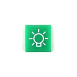 Symbol tlumená světla - Z (JRL+FRT)