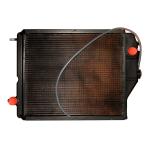 Chladič na vodu 4řadový LKT-80  UNC-060