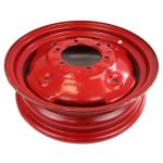 Diskové kolo 4,50 Fx16 - 6 děr červené