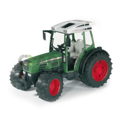Bruder Fendt 209 S Traktor - rozbaleno / není orig. balení