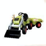 Šlapací traktor - Big Claas Celtis Loader