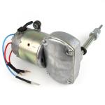 Motorek stěrače delší úchyt 12V (BK 6011)