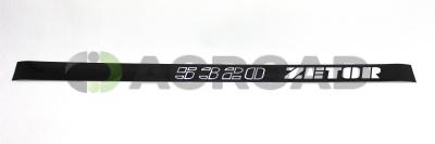 Nápis boční pravý 5320