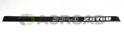 Nápis boční pravý 3340