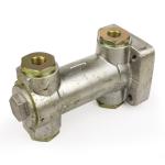 CZ Vyrovnávač tlaku - hliník