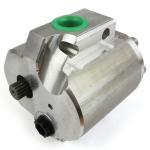 Hydraulické čerpadlo hliník (UŘI) -  průměr díry 24,80 mm,42litrů