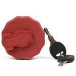Víko s klíčem