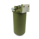 Jednostupňový čistič paliva na Pj4