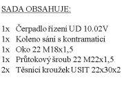 Čerpadlo řízení UD 10.01V komplet č.42