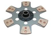 CZ Axiálně odpružená lamela pojezdové spojky, 310mm, 18drážek, Raybest