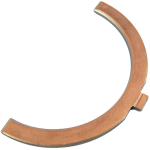 Ložisko axiální spodní III.přebroušení (výrobní číslo 4643-04/30)