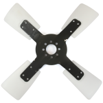 Ventilátor chlazení pro 4V i 6V 4-list