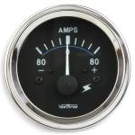 Ampermetr pr.60mm (80-0-80)