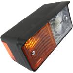 Přední světlo pravé plast s blinkrem W07L