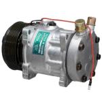 Kompresor klimatizace pro New Holland TM a Case MXM