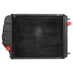 Repasovaný chladič na Zetor UŘ II - 4ř. 9111,9145,10111,10145,URSUS 1002,1004