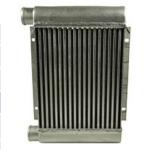 Chladič 470x342mm pro New Holland TD a Case JX