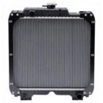 Chladič 460x539mm pro New Holland TDD a Case JX