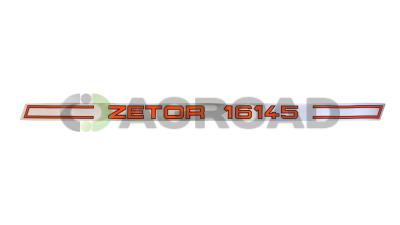 Nápis pro Zetor 16145 - levý