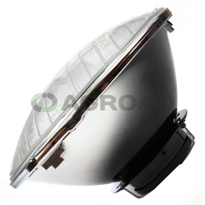 Asymetrická optická vložka, 144mm žárovka12V R2 45/40W