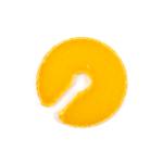 Kroužek jednovláknové žárovky B
