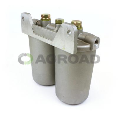 Dvoustupňový jednoduchý čistič paliva