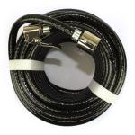 Hadice pro plnění pneumatik vzduchem - 10 metrů