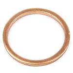 Těsnící kroužek měděný 20x24x1,5 ČSN029310.2