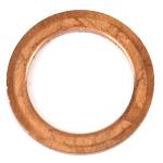Těsnící kroužek 14x20x1,5 Cu ČSN029310.2,ČSN029310.3
