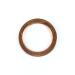 Těsnící kroužek 10x14x1,5 Cu ČSN029310.3,ČSN029310.2