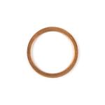 Těsnící kroužek 22x27x1,5 Cu