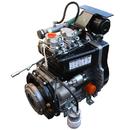 Motor spalovací dvouválcový 9LD625-2