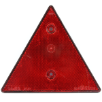 Odrazka trojúhelník 15x15