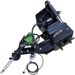 Hydraulické řízení (dvoupístové)HDR012 pro TZ4K-14